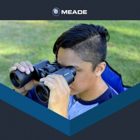 MEADE 10x50 고품질 쌍안경 TRAVELVIEW 10x50